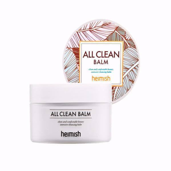 Heimish All Clean Balm (120ml) made by Heimish is a cleansing balm lovingly curated by Lilac and Berries - a Korean skincare store in Australia and NZ