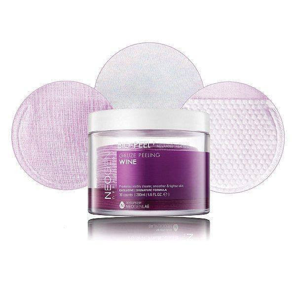 Neogen Bio-Peel Gauze Peeling (Wine) made by Neogen is a Exfoliate lovingly curated by Lilac and Berries - a Korean skincare store in Australia and NZ