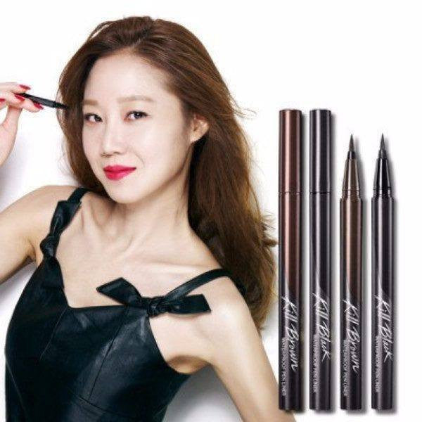 Clio Waterproof Penliner XP (BLACK) made by Clio is a eyeliner lovingly curated by Lilac and Berries - a Korean skincare store in Australia and NZ