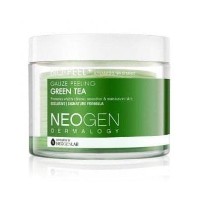 Neogen Bio-Peel Gauze Peeling (Green Tea) made by Neogen is a Exfoliate lovingly curated by Lilac and Berries - a Korean skincare store in Australia and NZ