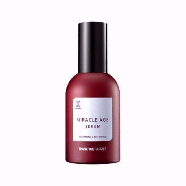 Thank You Farmer Miracle Age Repair Serum made by Thank You Farmer is a serum lovingly curated by Lilac and Berries - a Korean skincare store in Australia and NZ