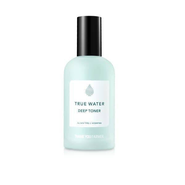 Thank You Farmer True Water Deep Toner made by Thank You Farmer is a toner lovingly curated by Lilac and Berries - a Korean skincare store in Australia and NZ