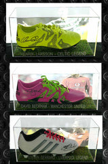 Football Boot Displays