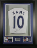 Harry Kane Tottenham Hotspur Signed Shirt 3D Display with COA - Kicking The Balls