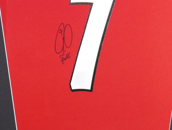 Robert Pires Arsenal Signed Shirt Display With COA