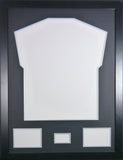 E.Z Football Shirt Framing Kit with FREE custom plaque - large 680 x 880 mm TWIN PACK - Kicking The Balls