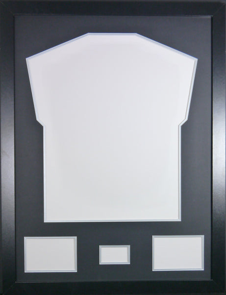 E.Z Frame Football Shirt Framing Kit with FREE custom plaque - large 680 x 880 mm - Kicking The Balls