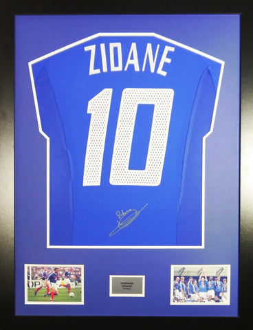 E.Z Sports Shirt Framing Kit with FREE custom plaque - large 680 x 880 mm - Kicking The Balls