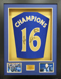 Leicester City Champions, Chairmans Edition, Signed 3D Display with COA