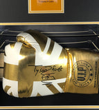 Tyson Fury Signed Boxing Glove Limited Edition 3D Display with COA