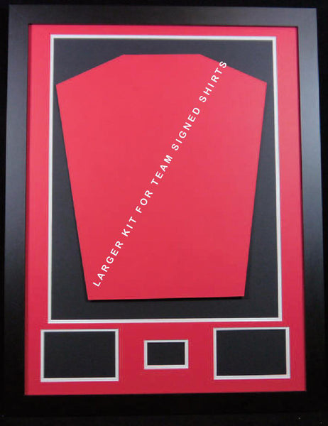 Shirt framing kit with free plaque – Frame It, Display It