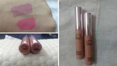 Lakme 9 to 5 lip & cheek mousse lip color