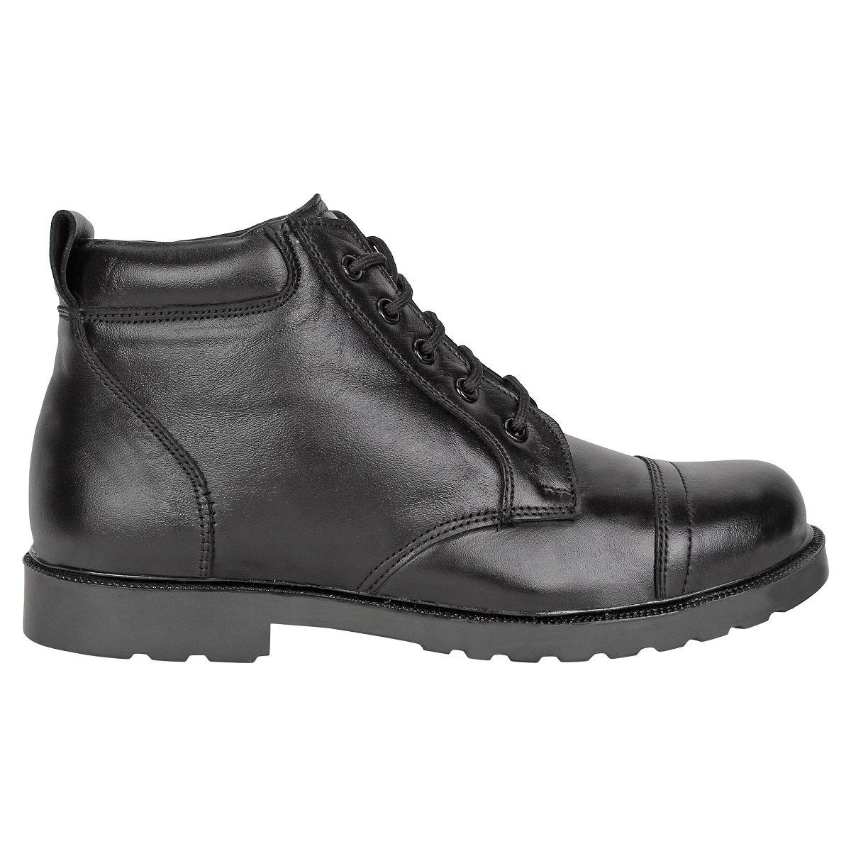 RoarKing Leather Boots for Men-Minor Dfect