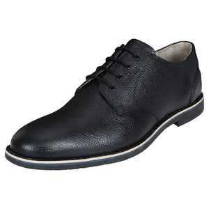 SeeandWear Black Formal Shoes For Men- Minor Defect