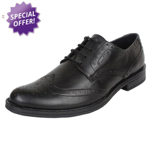 SeandWear Brogue Shoes For Men - Minor Defect - SeeandWear