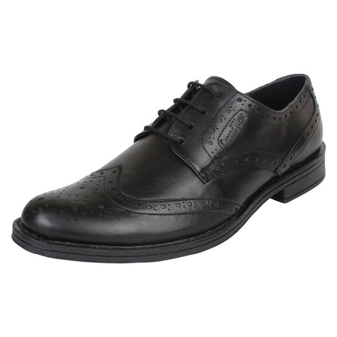 SeandWear Brogue Shoes For Men - Minor Defect + New Earrings