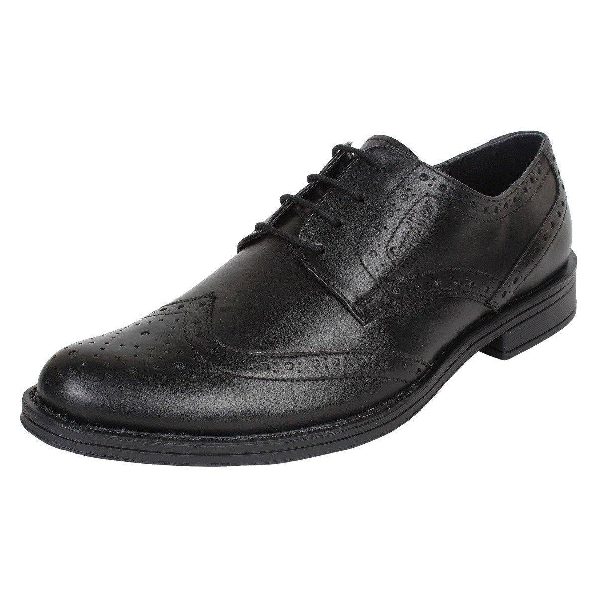 12d65e055d5330 Buy formal brogue shoes for men online in India | SeeandWear