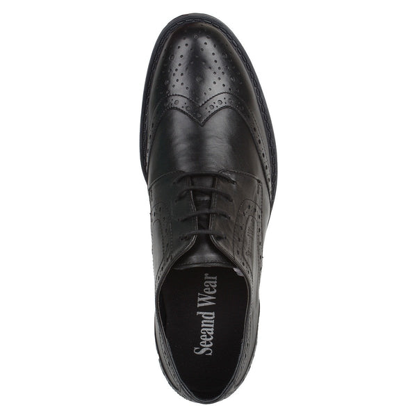 SeandWear Brogue Shoes For Men - Minor Defect