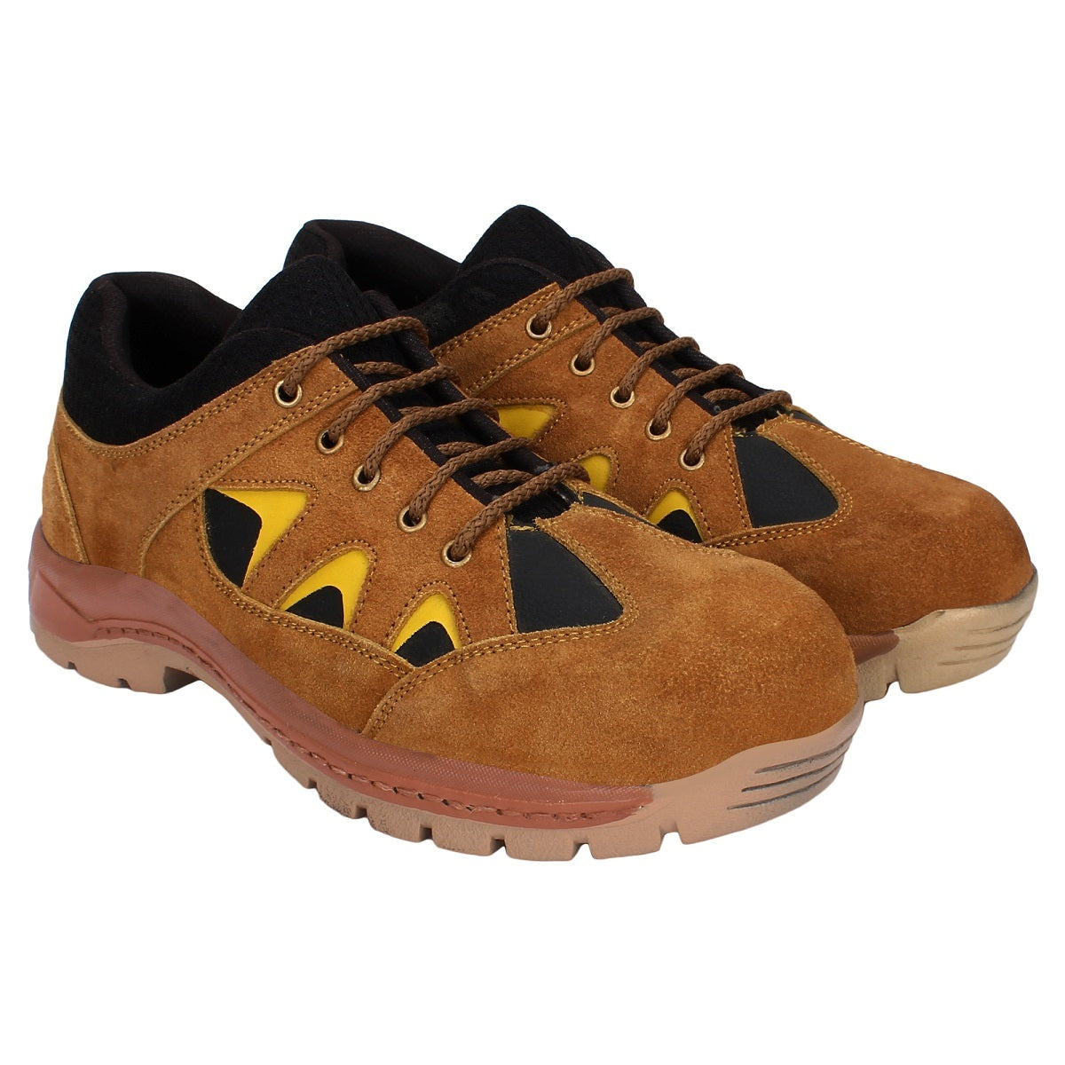 Roarking Sporty Look Safety Shoes for Men - SeeandWear