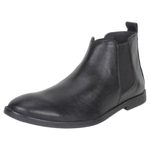 SeeandWear Leather Chelsea Boots for Men