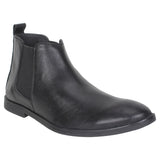 SeeandWear Leather Chelsea Boots for Men- Minor Defect