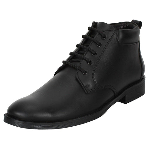 SeeandWear Genuine Leather Classic Ankle Boots - SeeandWear