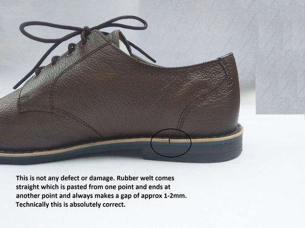 SeeandWear Brown Formal Shoes for Men - SeeandWear