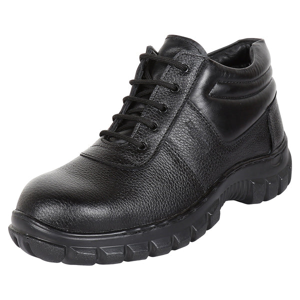 SeeandWear Steel Toe Safety Boots for Men - SeeandWear