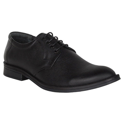 SeeandWear Genuine Leather Black Formal Shoes For Men - SeeandWear