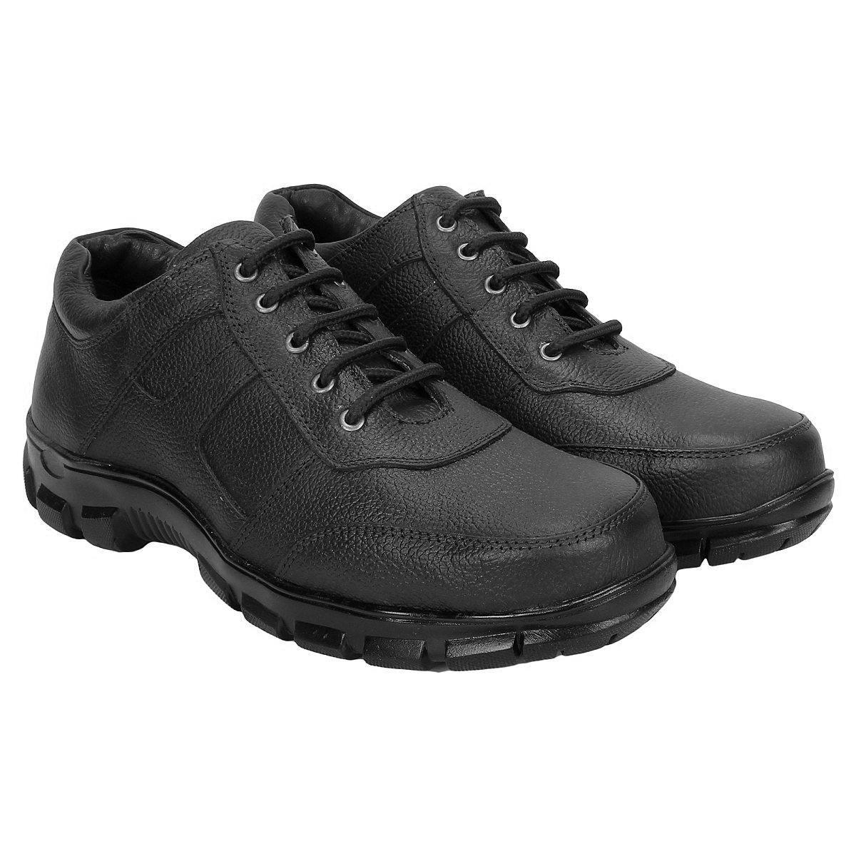 Roarking Leather Shoes for Men with Steel Toe- Minor Defect
