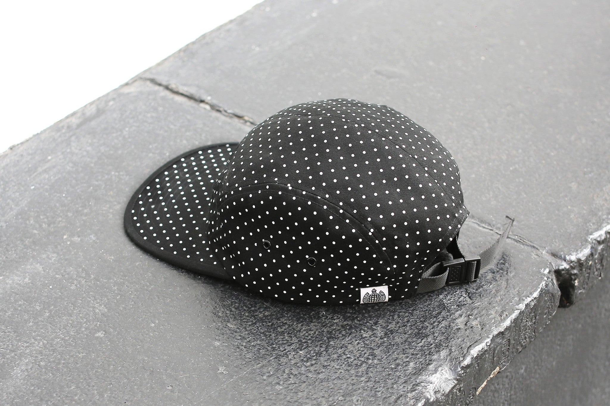 5 Panel Flat Peak Cap - Ministry of Sound Store