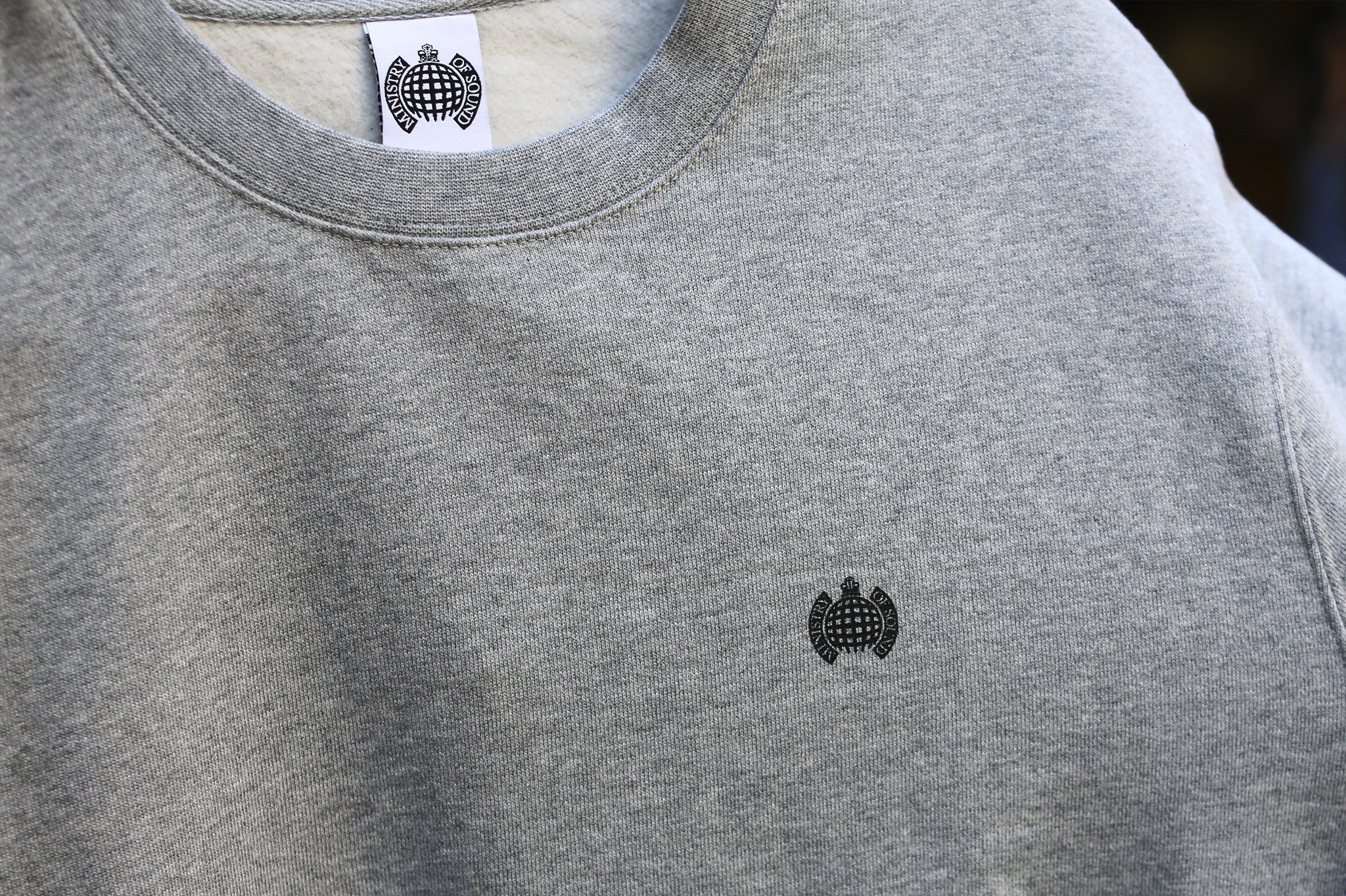 Crew Neck Sweat - Ministry of Sound Store