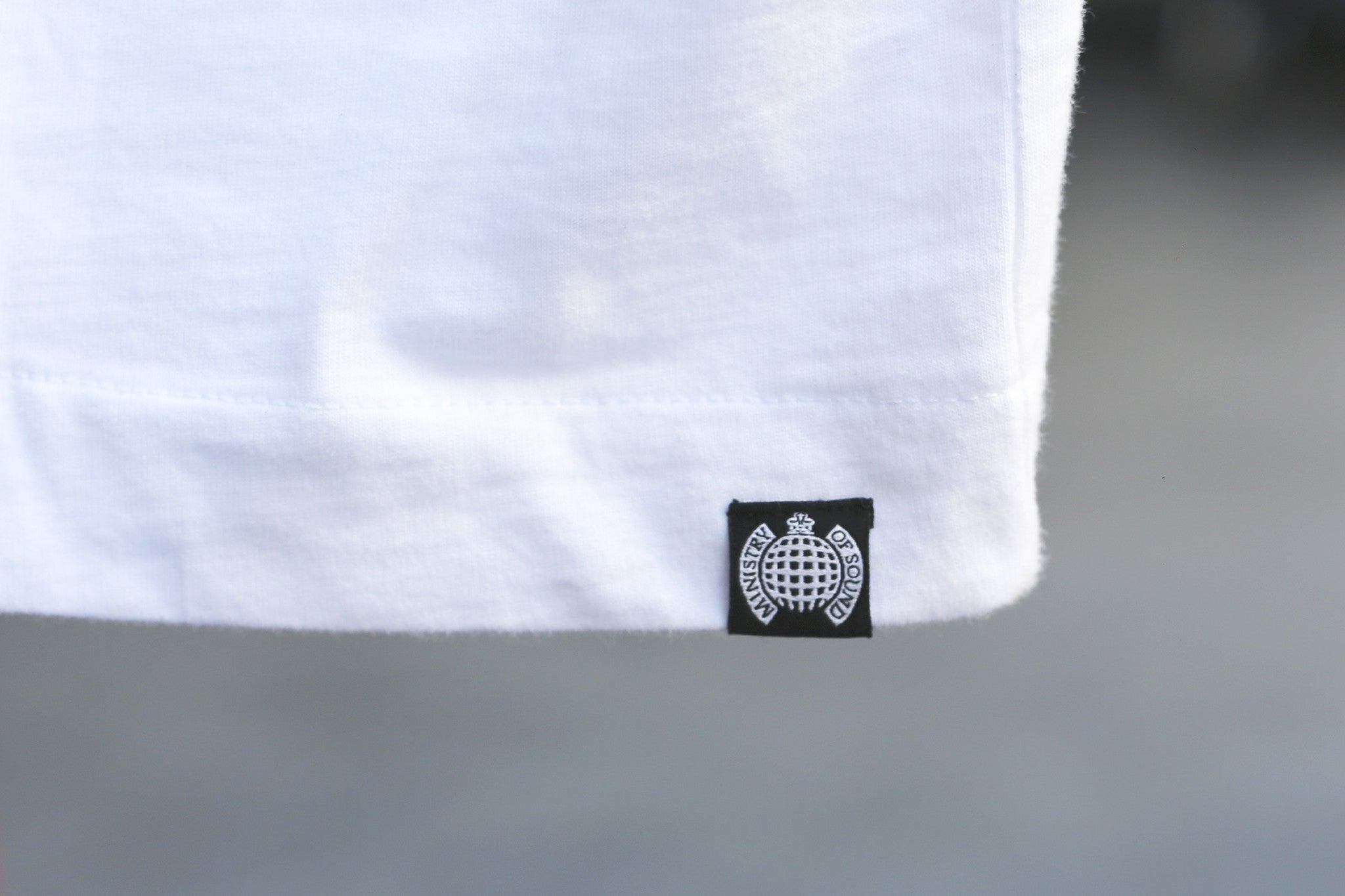 Crew Neck Tee - Ministry of Sound Store