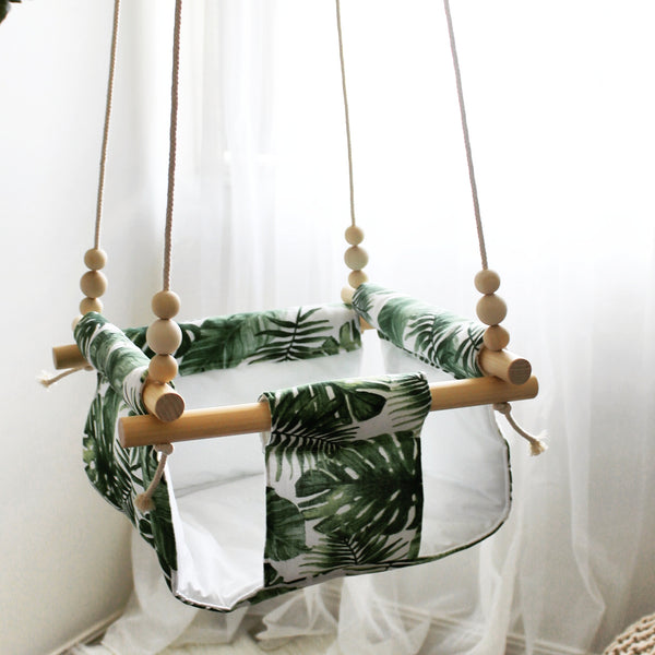 'Tropical Oasis' Swing