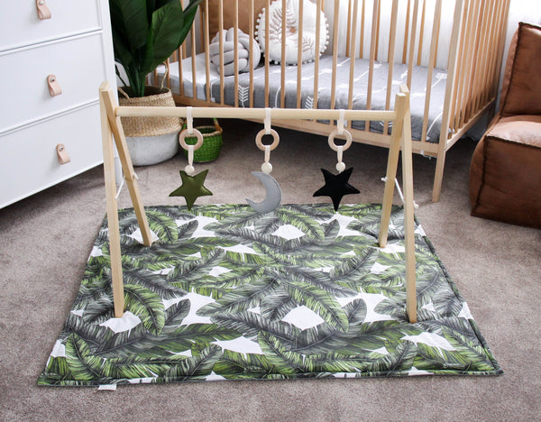 'Palm Leaf' Play Gym