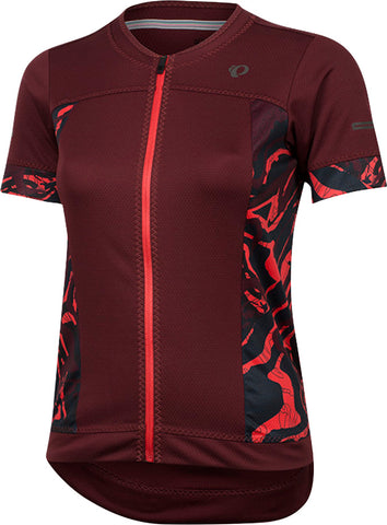 Women's, ELITE Escape SS Jersey, Port Phyllite