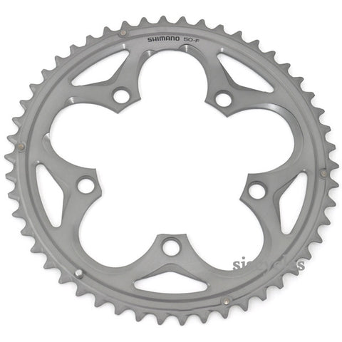 Shimano Spares FC-5750-S Chainring 50T F-Type - Silver
