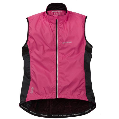 Madison Pursuit Gillet Women's Pink - Size 12