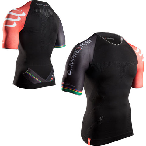 Compresport Pro Racing Triathlon SS Top