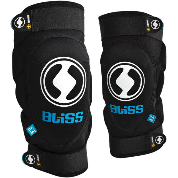 Bliss Protection ARG Knee Pads Kids - Black