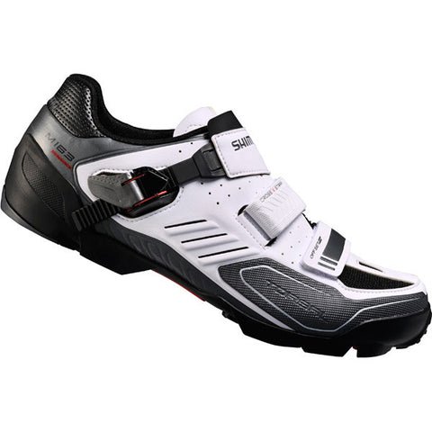 Shimano M163 SPD Shoes - White