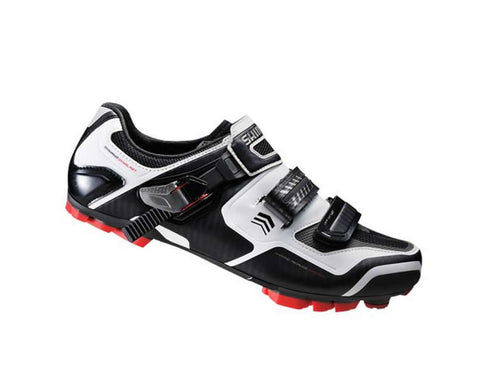 Shimano XC61 SPD Shoes - White