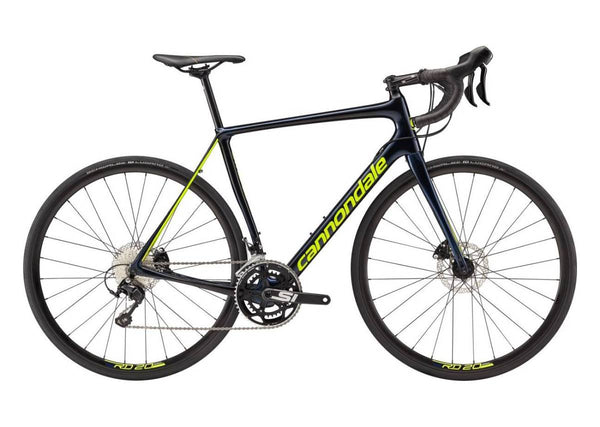 Cannondale Synapse 105 Disc Carbon Road Bike 2018