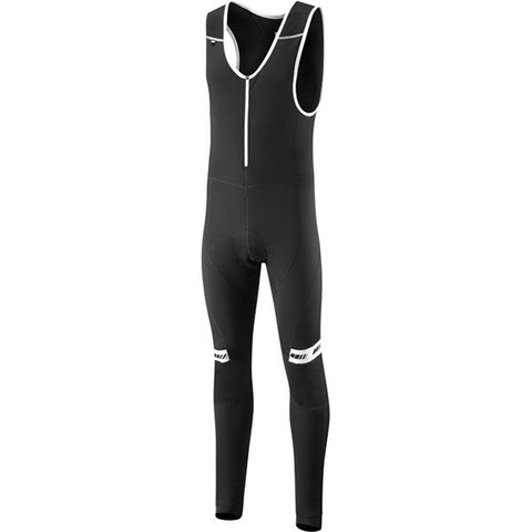 Madison Sportive Shield Softshell Men's Bib Tights with Pad - Black