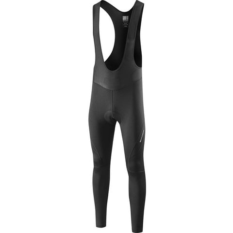 Madison Peloton Men's Bib Tights - Black