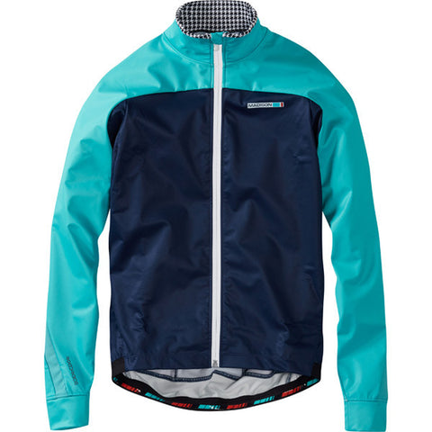 Madison RoadRace Apex Men's Softshell Jacket - Blue / Blue Curaco