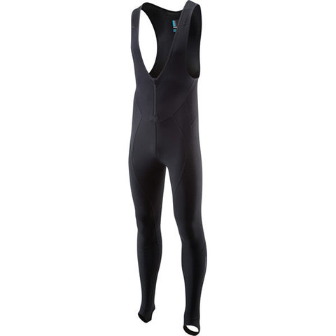 Madison RoadRace Apex Men's Bib Tights with Pad - Black