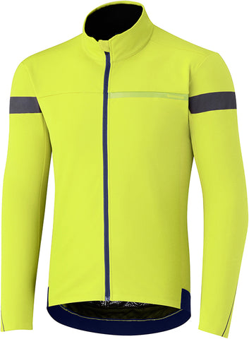 Men's - Windbreak Jersey Shimano - Neon Yellow