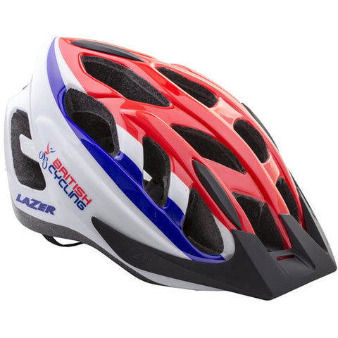 Lazer Cyclone S Helmet 2016 - British Cycling