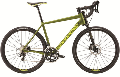 Cannondale Slate Disc 105 Road Gravel Bike 2017